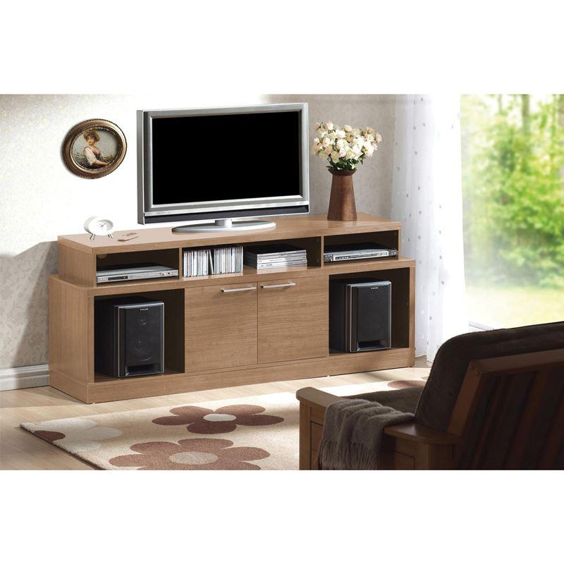 Analog Έπιπλο Tv 180X46X70 Sonoma Oak Ε7383,2