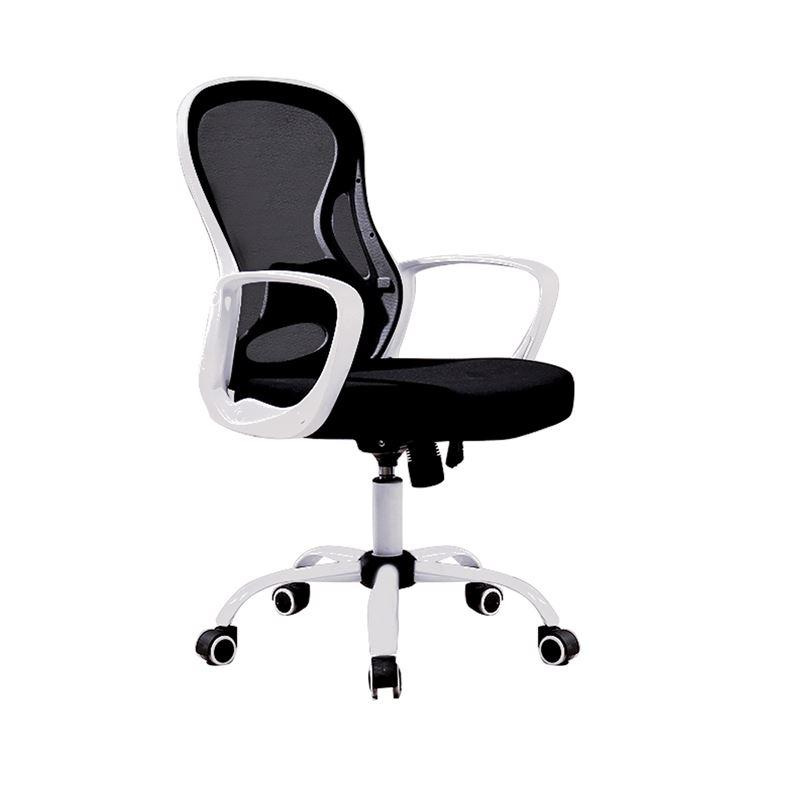 Bf2011 Πολυθρόνα/mesh Μαύρο (Pp Άσπρο) ΕΟ600,2