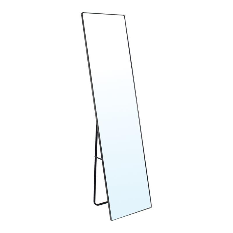 Dayton Καθρέπτης Δαπέδου Alu 40X43X160Cm Ε7182