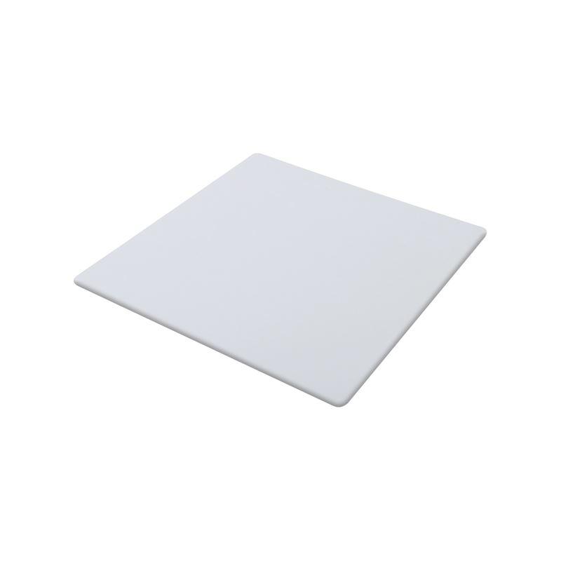 Επιφάνεια τραπεζιού Contract Sliq σε χρώμα Λευκό 70x70cm/16mm