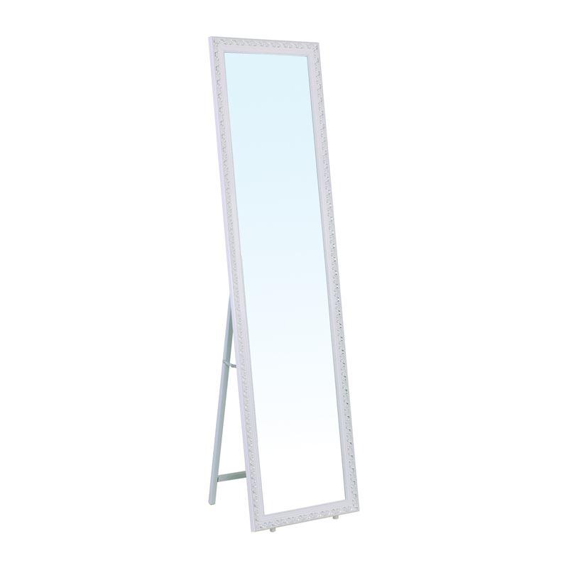 Mirror Καθρέπτης Δαπέδου/τοίχου 37X146 Γύψινος, Antique White