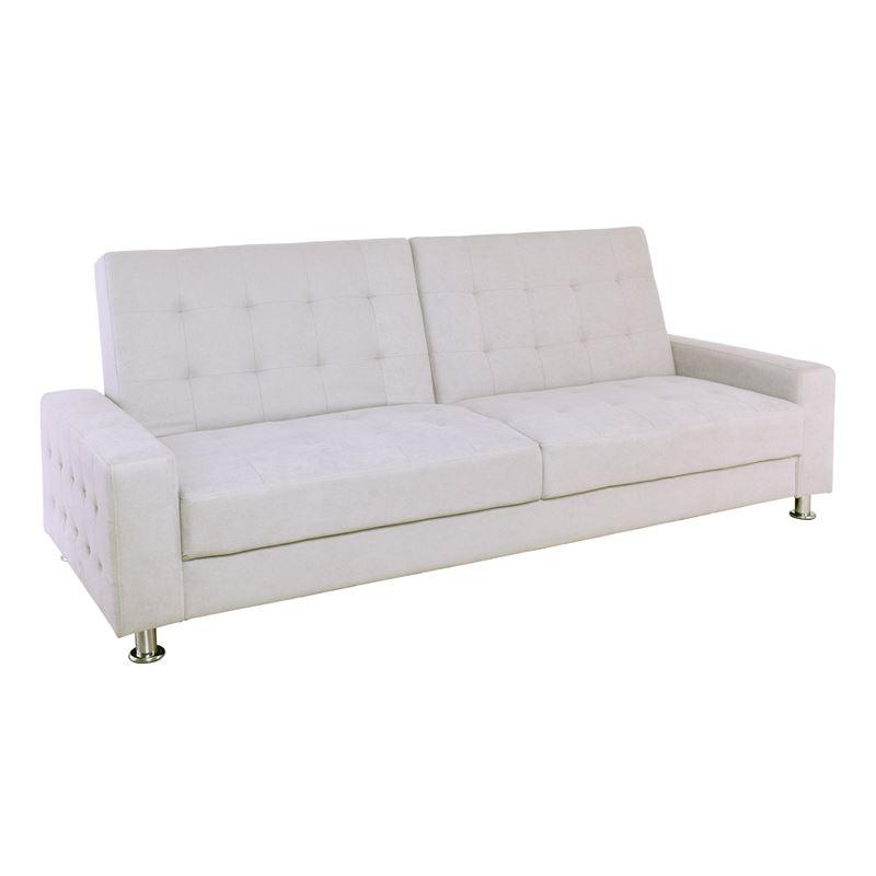 Moby Καναπ.κρεβάτι Ύφασμα Sand 217X80X81Cm