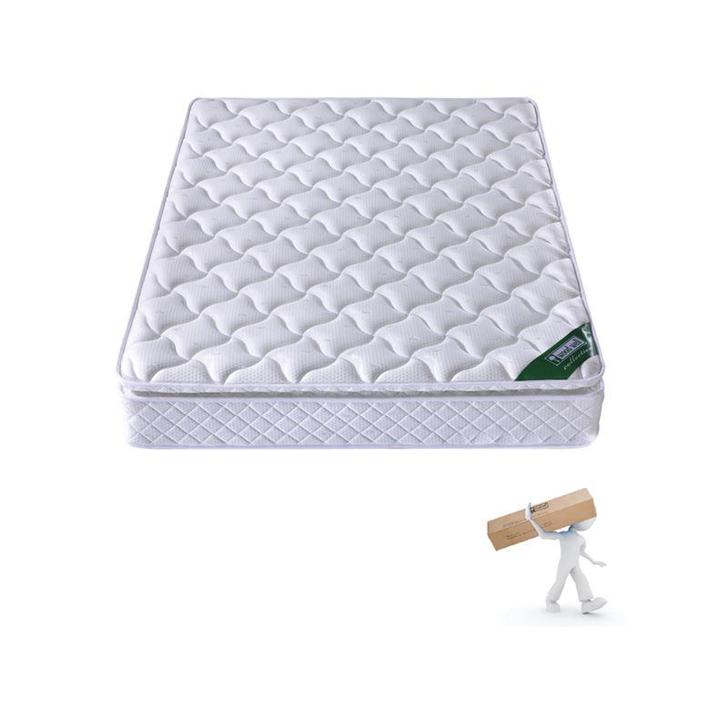 ΣΤΡΩΜΑ BONNELL SPRING ΜΕ ΑΝΩΣΤΡΩΜΑ (160X200/24) (ROLL PACK)