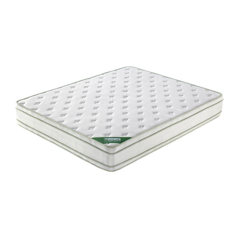 Στρωμα 160X200/28Cm Pocket Spring+Memory Foam Διπλής Όψης