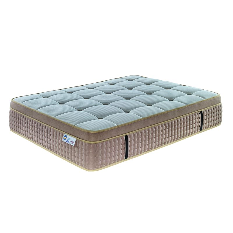 ΣΤΡΩΜΑ 160X200X(38/36)CM 5-ZONE POCKET SPRING+GEL MEMORY FOAM+LATEX