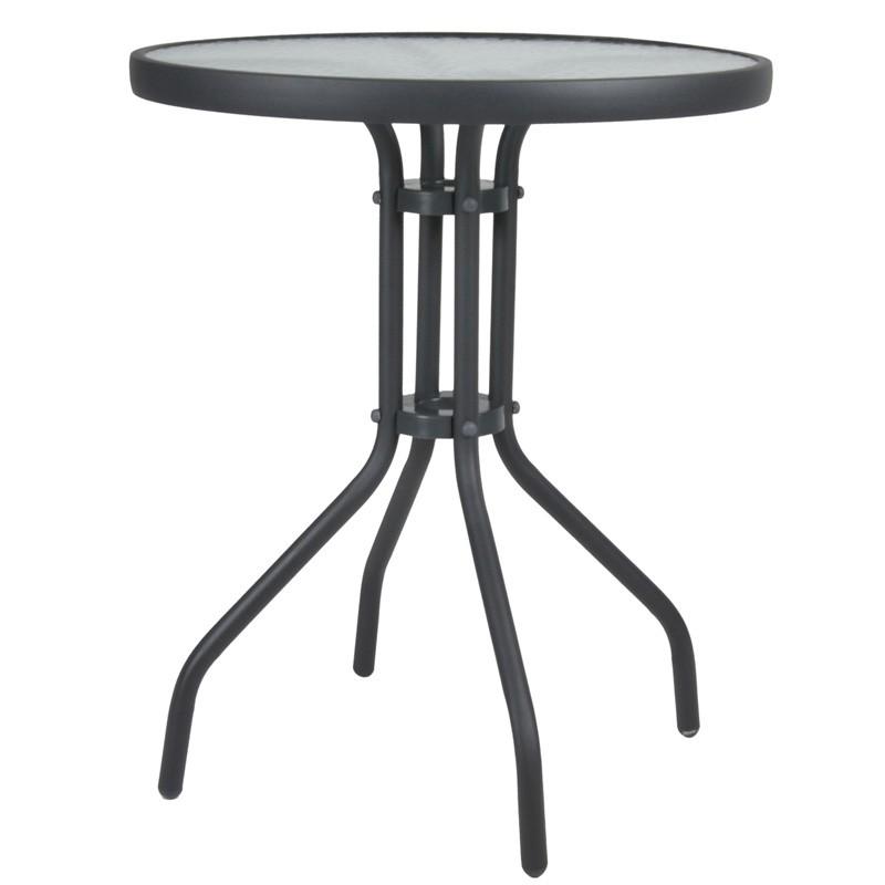 Τραπέζι Αλουμινίου Lima Φ60 HomePlus 01.02.0348