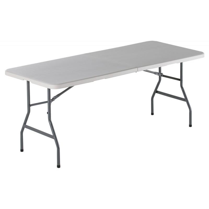 Τραπέζι BLOW-R μεταλλικό πτυσσόμενο για Catering 240x85x75εκ.  ΕΟ182,1
