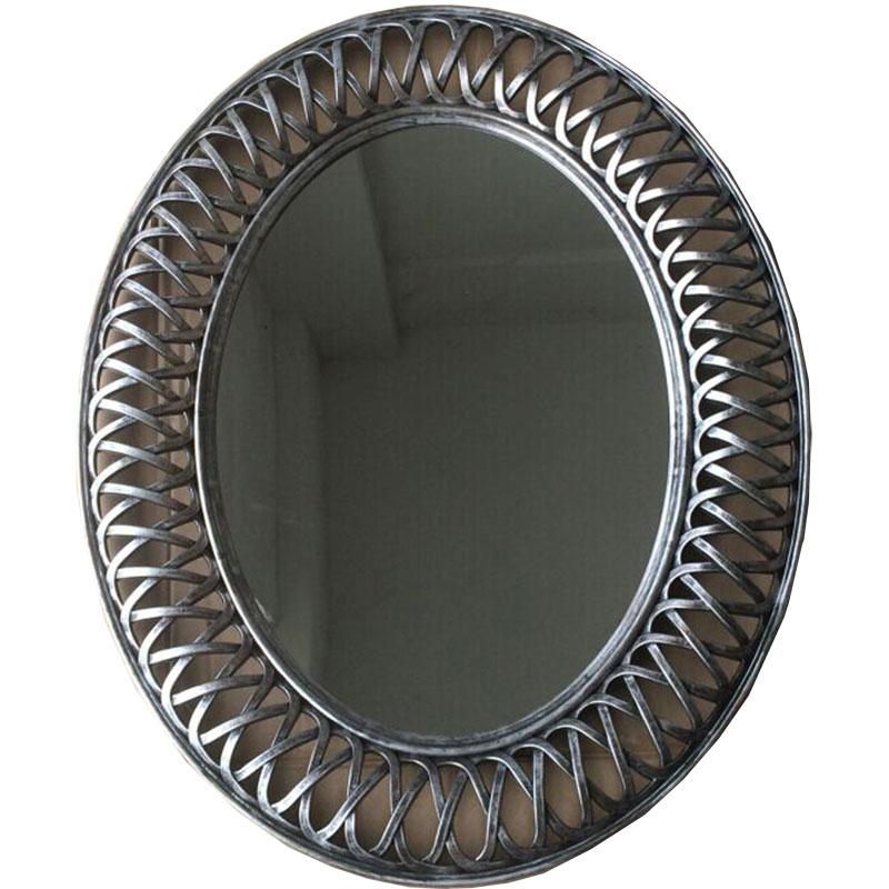 Οβάλ, πλαστικός καθρέπτης 01.09.0111