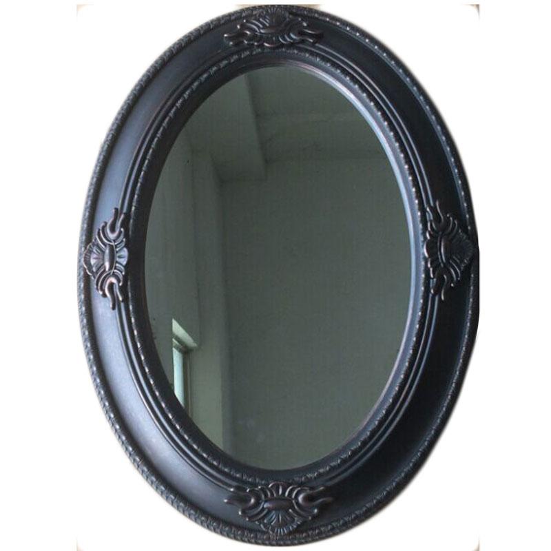 Οβάλ, πλαστικός καθρέπτης 01.09.0112