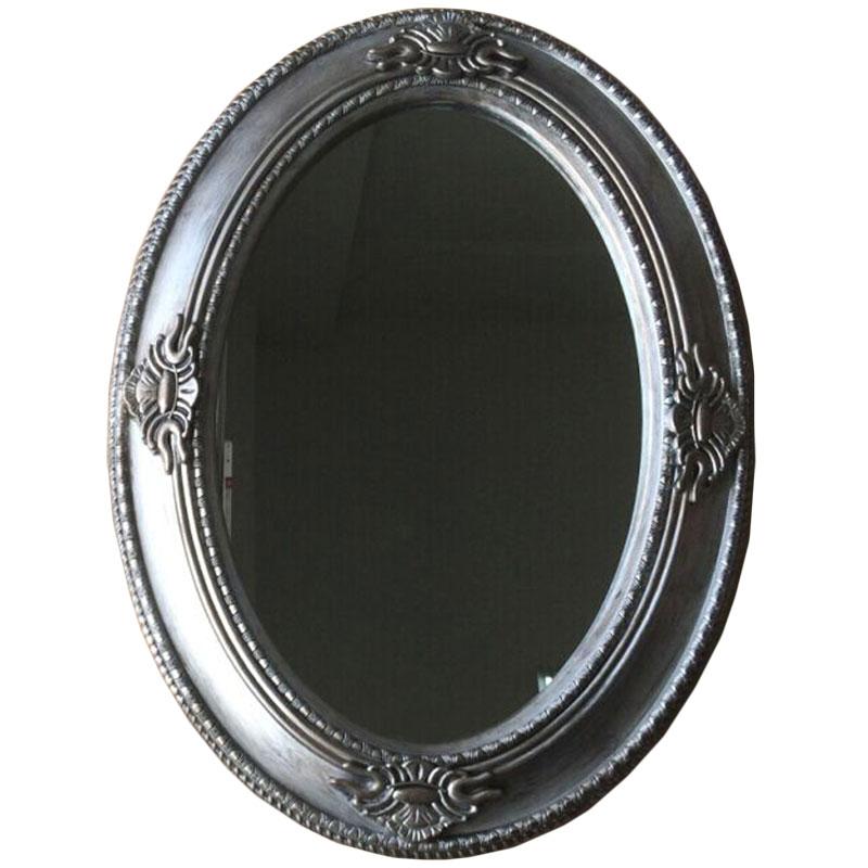Οβάλ, πλαστικός καθρέπτης 01.09.0113