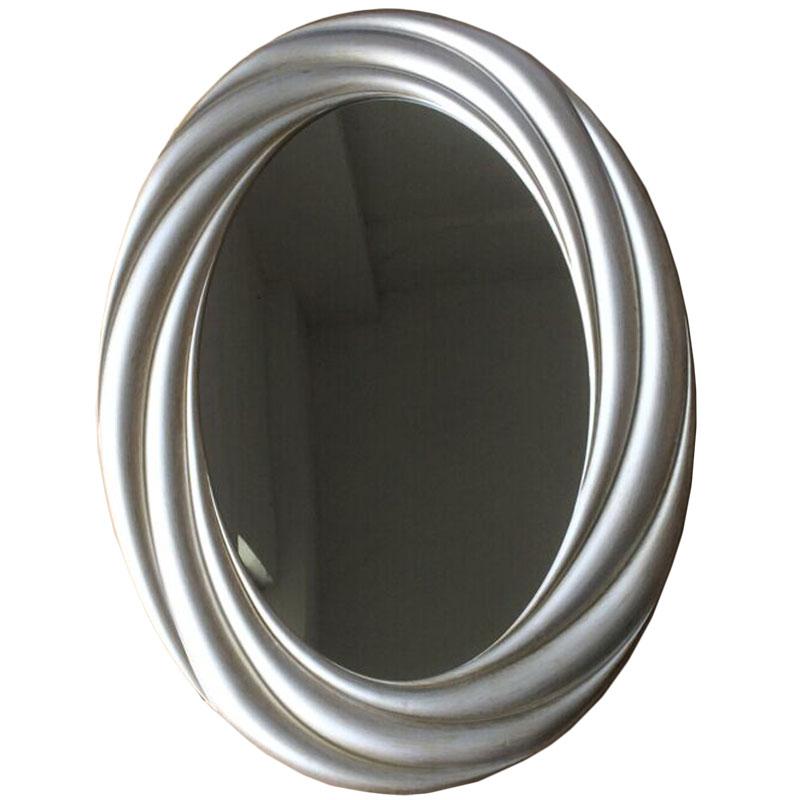 Οβάλ, πλαστικός καθρέπτης 01.09.0115