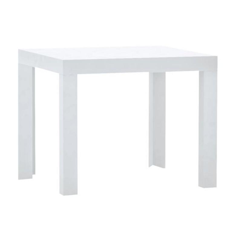 Τραπέζι Σαλονιού DECON χρώμα άσπρο E7722