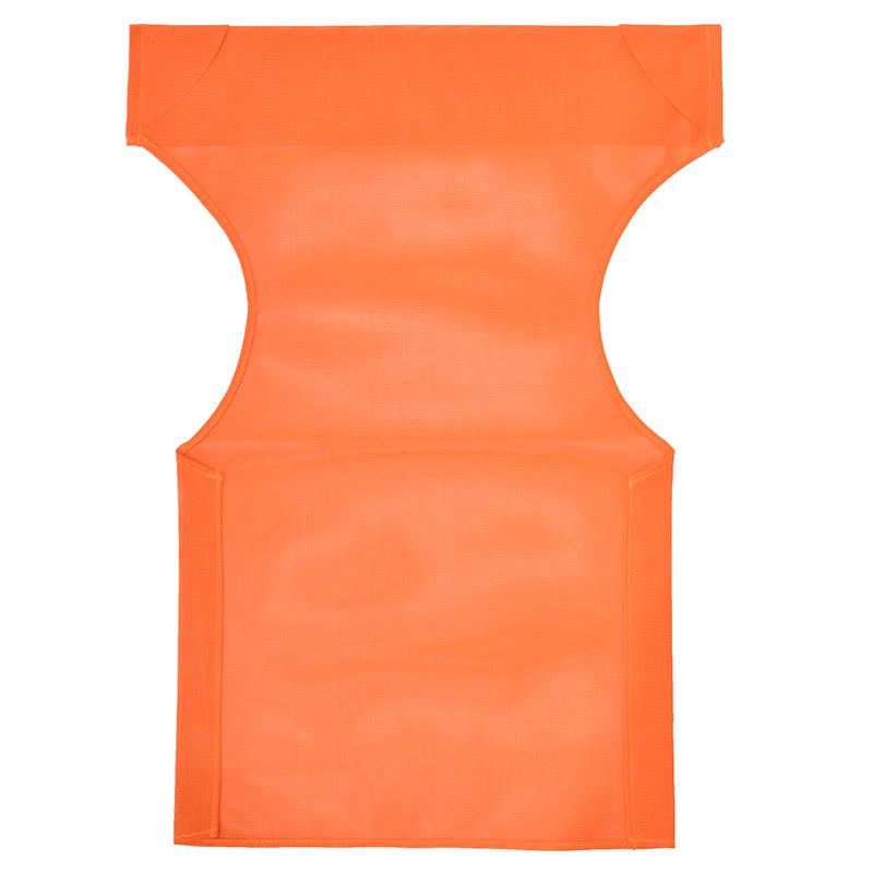Διάτρητο Πανί Επαγγελματικό Για Πολυθρόνα Σκηνοθέτη Χρώματος Πορτοκαλί
