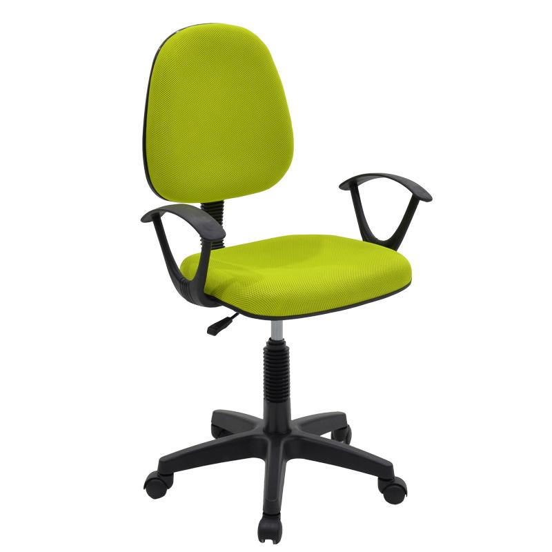 Καρέκλα Γραφείου Εργασίας Maria Με Ύφασμα Mesh Χρώμα Πράσινο