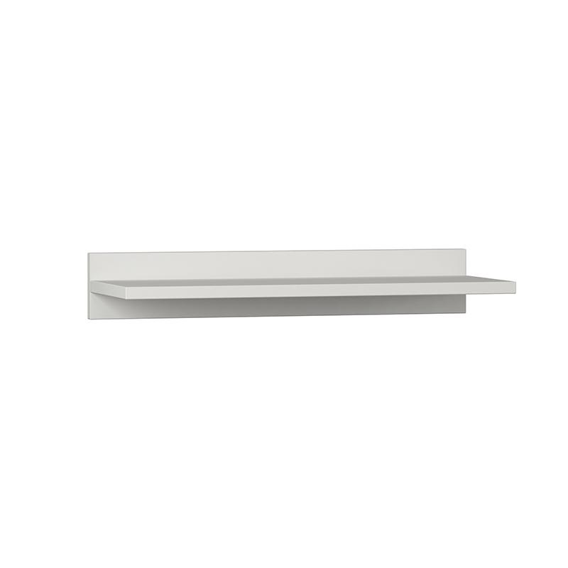Ραφιέρα Τοίχου Duz Χρώμα Λευκό 60X22X10Εκ
